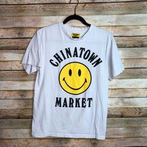 Chinatown Market Smiley Face T Shirt Zumiez